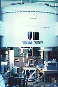 Vacuum Spin Chamber