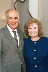 Alfred and Elaine Gessow